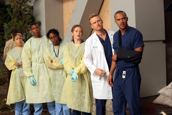 Seal Our Fate - Heather Brooks, Shane Ross, Stephanie Edwards, April Kepner, Owen Hunt, Jackson Avery