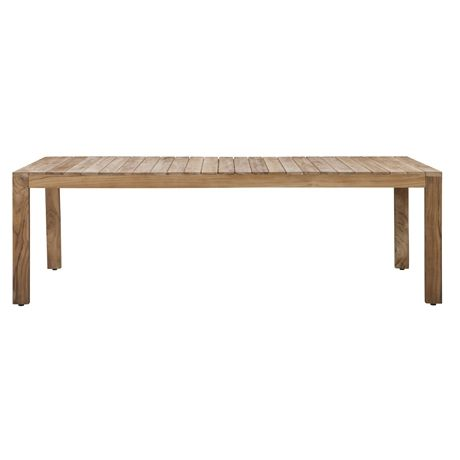Meridian Dining Table 240cm | Freedom Furniture and Homewares