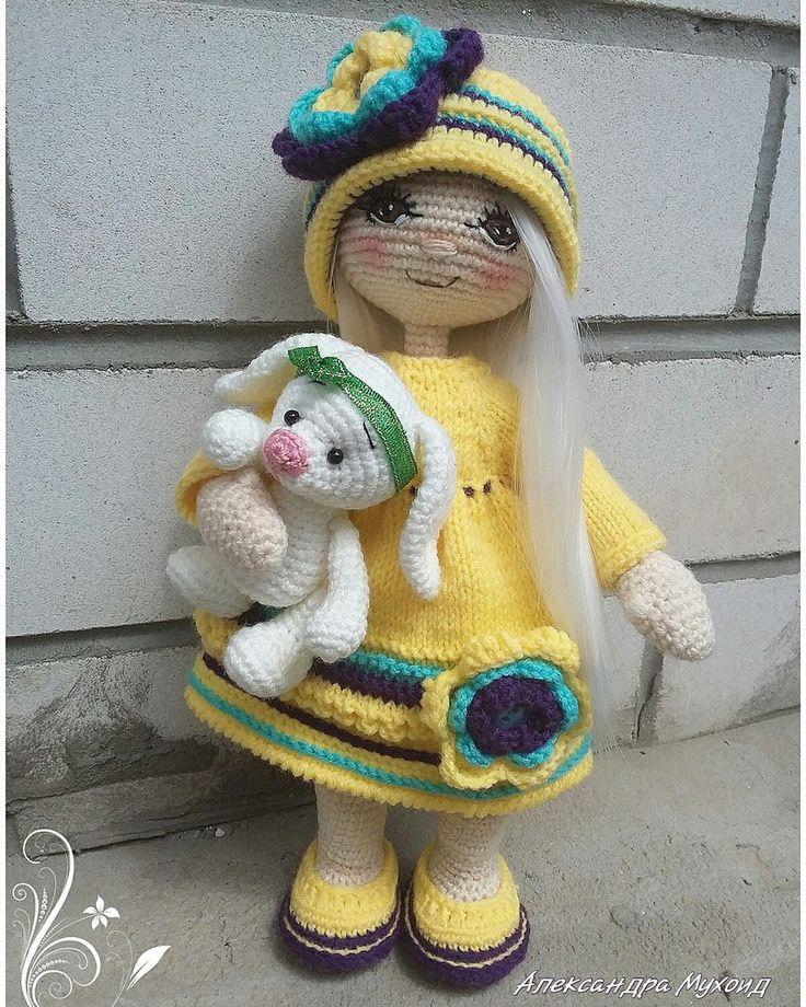 ♥ ♥ HandiHats ♥ ♥ by Katushka Morozova. Вязание