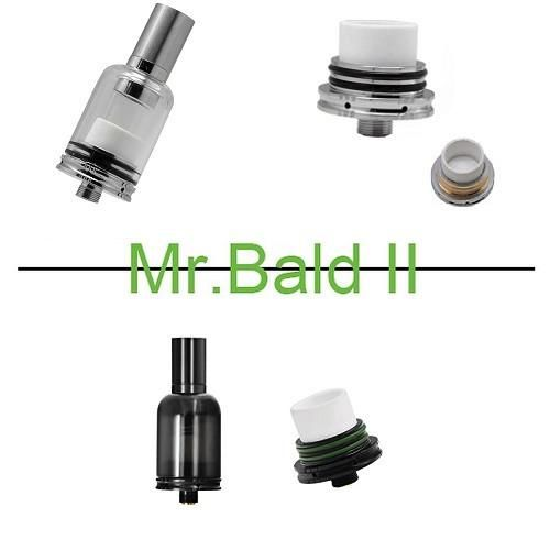 Mr Bald Ii Ceramic Coil Dry Herb Atomizer Drying Herbs Dry Herb Atomizer Herbs