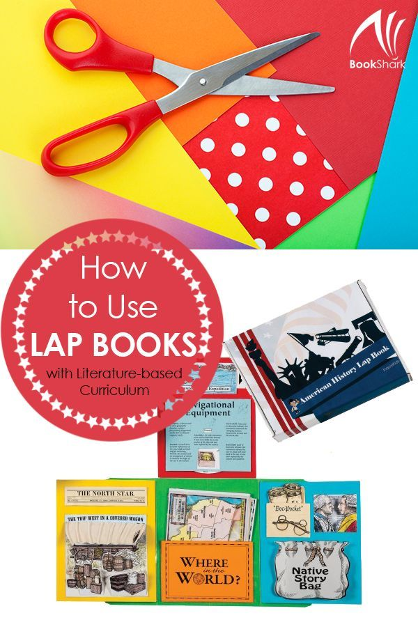 How To Use Lap Books With Literature Based Curriculum Homeschooling Lapbooks Lapbooking Literature Based Curriculum