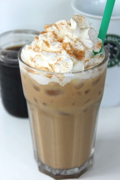 This Copycat Starbucks Iced Cinnamon Dolce Latte recipe is sureKeep Reading