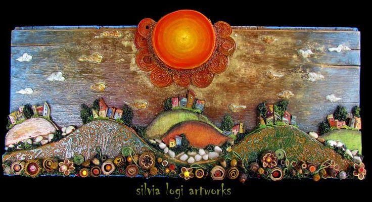 (140) Silvia Logi Artworks