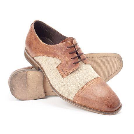 Cognac Melik Scrabel Chaussures Hautes Chaussures Melik gMJjw