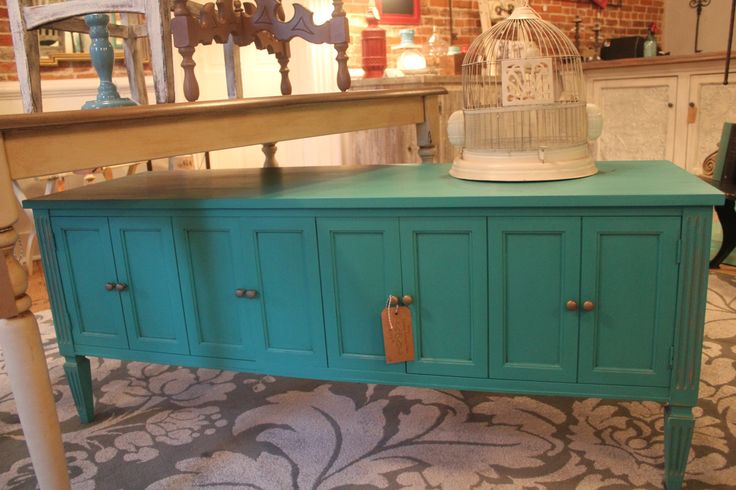17 best images about refurbished with flair 39 s creations on - Table console blanche ...