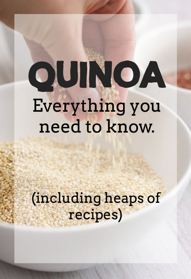 Quinoa: everything you need to know! Including articles about what quinoa is, the ethical issues surrounding its production, tips on how to cook it and how to use it... and heaps and HEAPS of easy quinoa recipes!