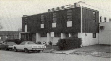the old rca studio at1525 mcgavock street in nashville where elvis recorded heartbreak hotel. Black Bedroom Furniture Sets. Home Design Ideas