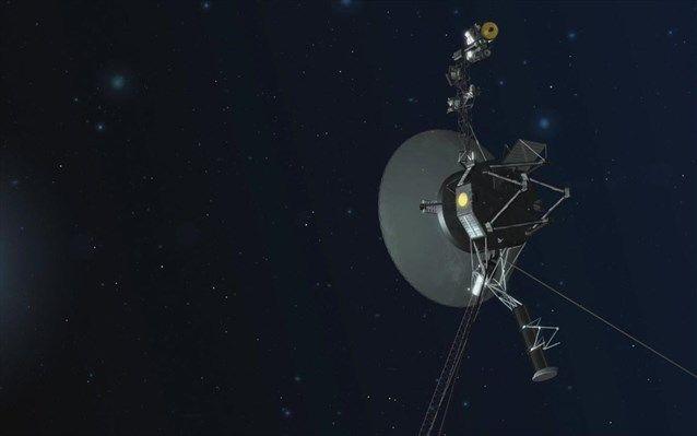 Διαστημόπλοια Voyager: Συνεχίζουν το ταξίδι τους, μετά από 40 χρόνια στο διάστημα   naftemporiki.gr