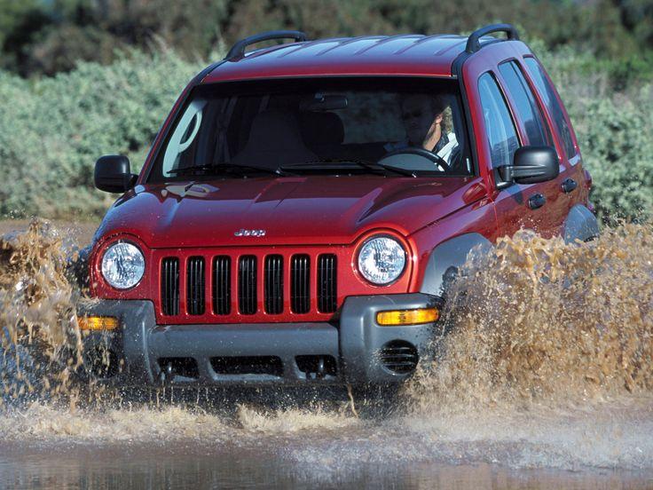 2002–04 Jeep Liberty Sport (KJ) '2001–04