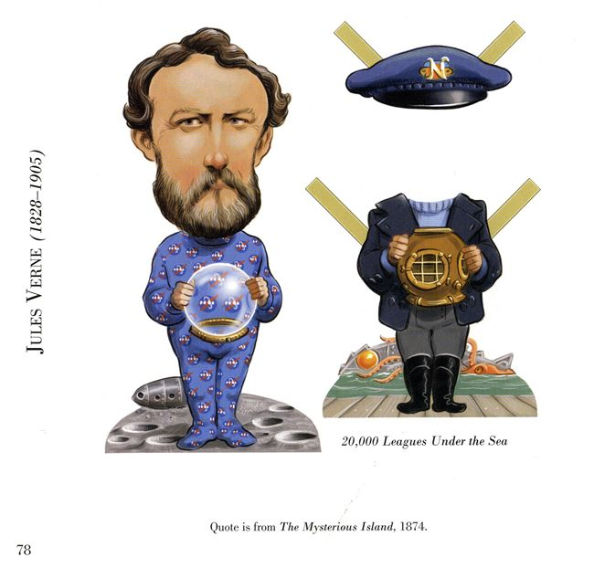 jules verne research paper Discover librarian-selected research resources on jules verne from the questia  online library, including full-text online books, academic journals, magazines,.