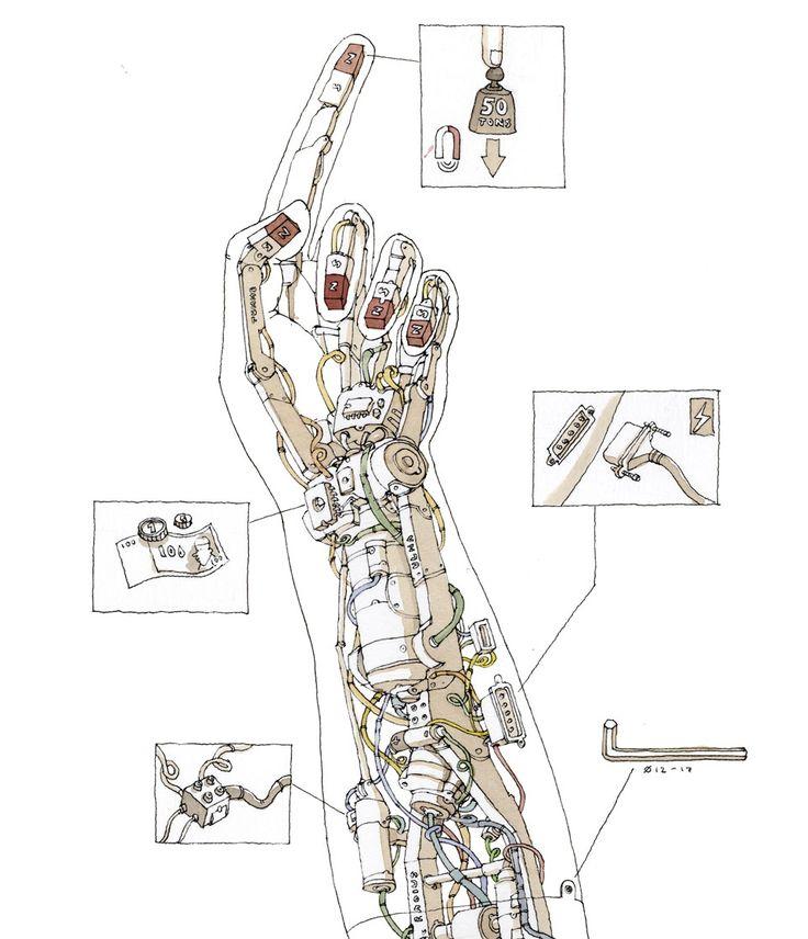 Rude Mechanicals | bassman5911: The Cyborg society 2 by MattiasA
