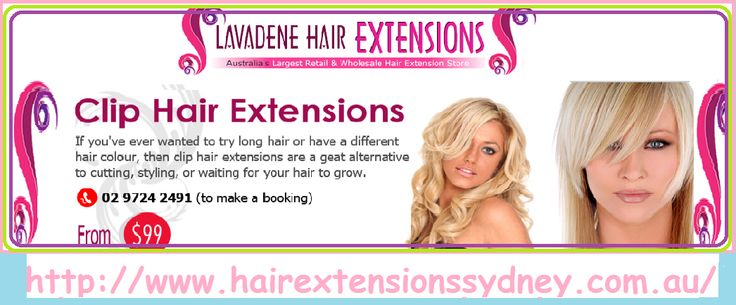 Hairextensionssydney are delighted to offer best quality #long #hair, different hair #colour and #clip hair #extensions at very affordable price @ http://goo.gl/bWumzO
