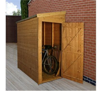 for the side of house?? for lawn mower, strimmer, seat cushions, small gardening tools & garden games :)