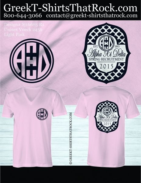 13488 Best Spring 2016 Greek T Shirt Preview Images On
