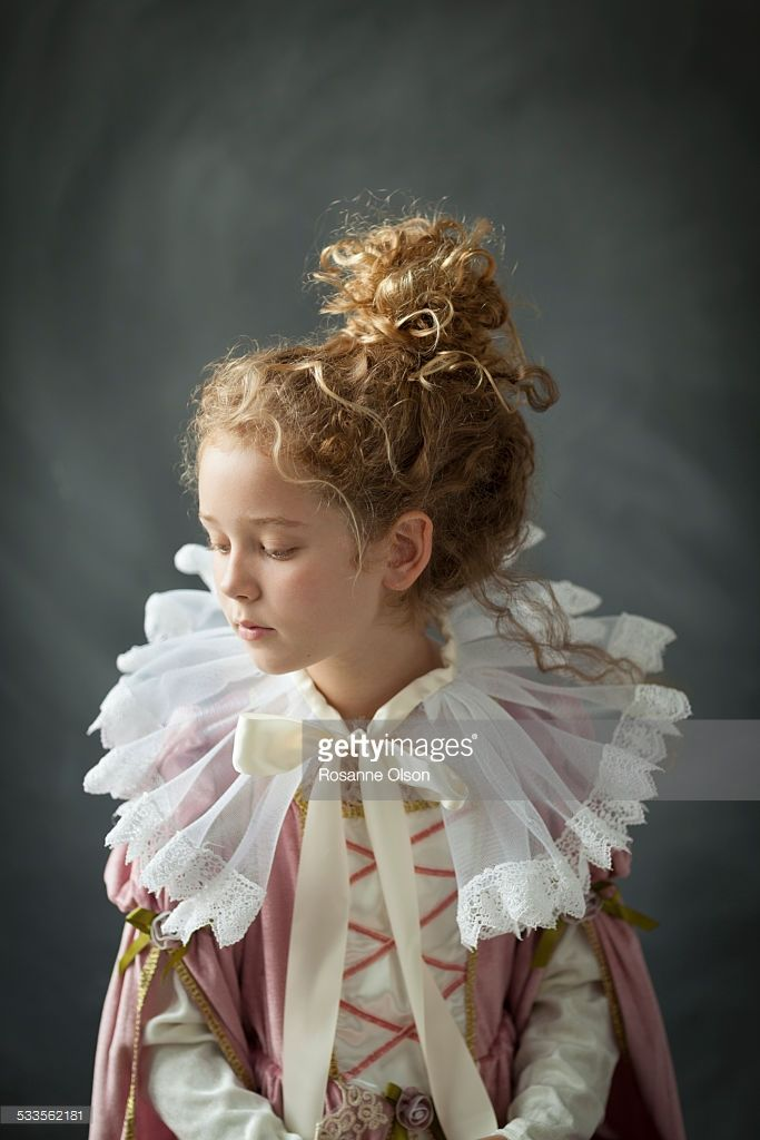 Stock Photo : Young girl