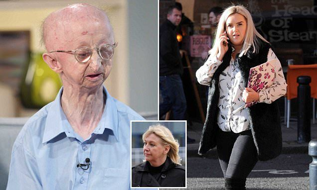 Mugged Alan Barnes offers to cover PR bill of fundraiser Katie Cutler #DailyMail