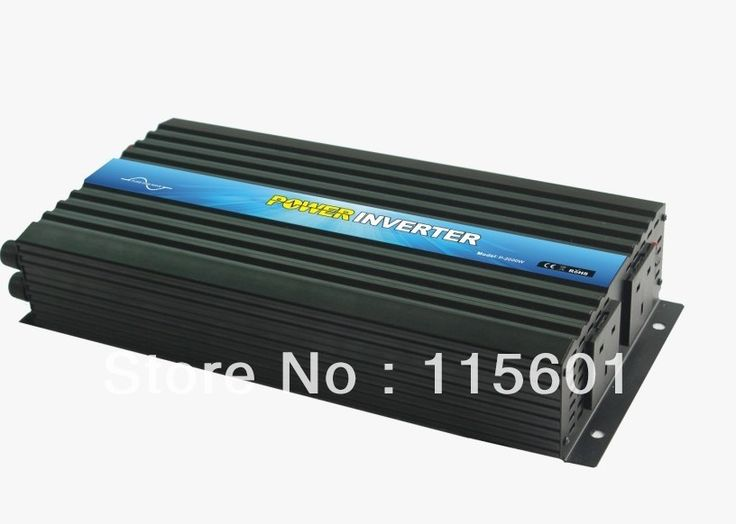 24v to 230v 2500w Solar Air Conditioner Inverter, Inverter 2500w With Germany Sockets Free Shipping #Affiliate