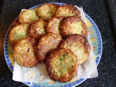 Kapustové palačinky / Cale pancakes