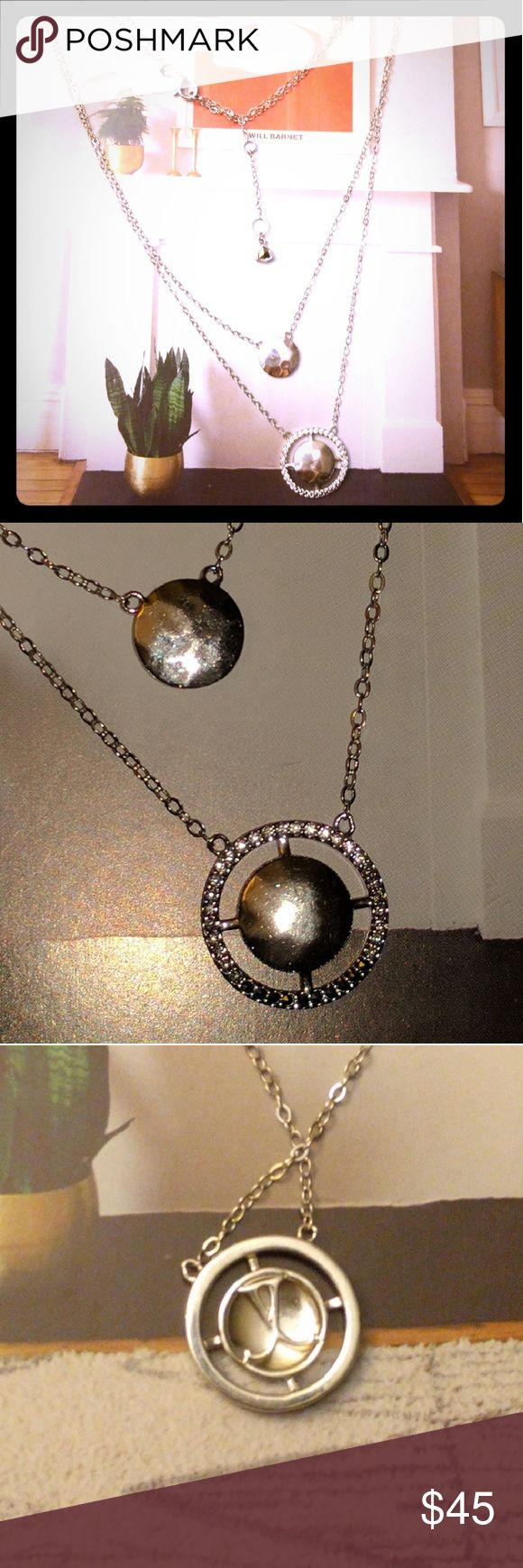 Judith Jack necklace cooling effect pendants Sterling silver women's necklaces new Judith jack Jewelry Necklaces