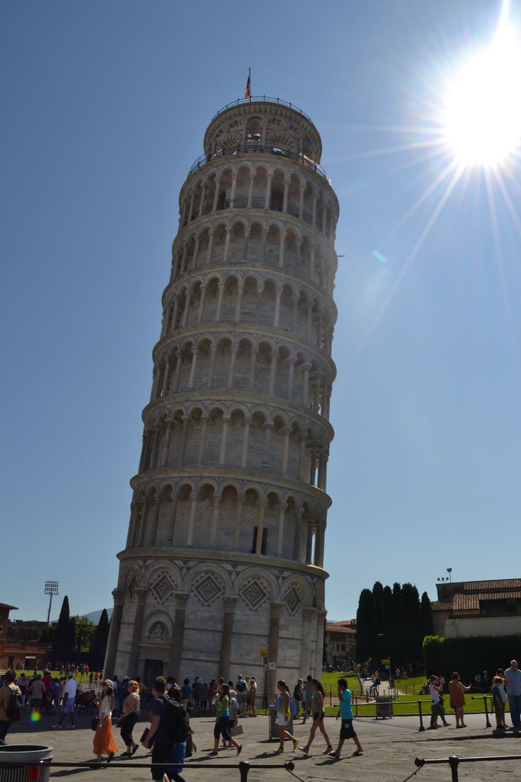 Tower of Pisa - Italy