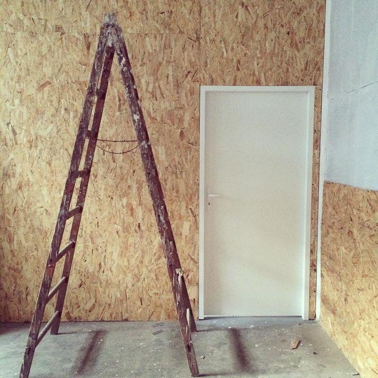 Remontujemy nowe biuro. Będzie #allnatural #remont #bałagan #sprzątanie #ekosprzątanie #bentleyorganic #ecozone