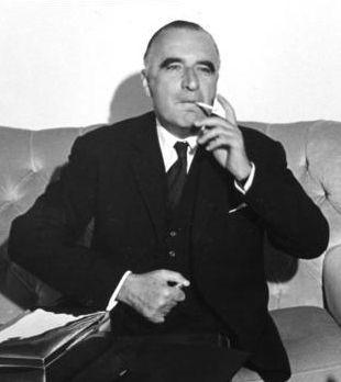 Georges Pompidou - President med stil!