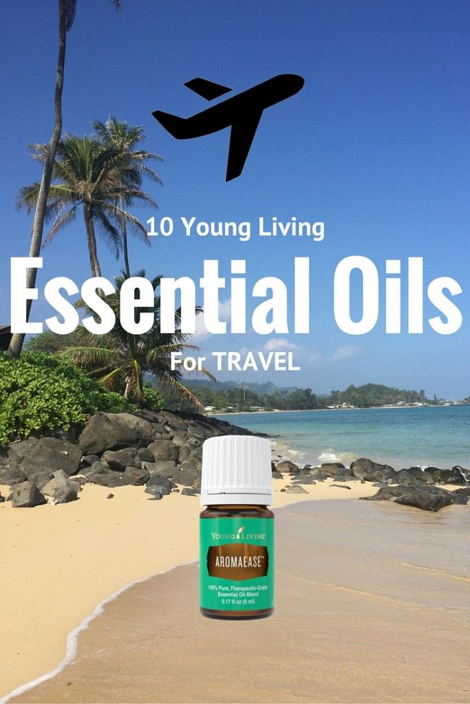10 Young Living Products for your next Vacation! Especially if you are traveling with your family! Family Travel, Essential Oils, Travel with Kids