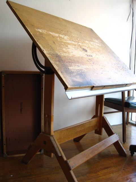 Vintage Drafting Table!