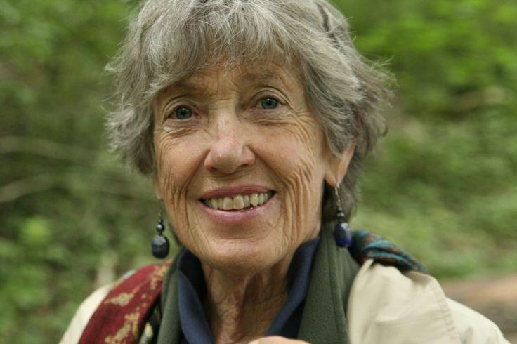 Joanna Macy, author, environmental activist, deep ecology scholar.  I love her translation of Rilke's Book of Hours: Love Poems to God.