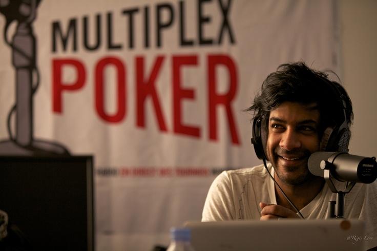 Vikash Dhorasoo, #Radio #Winamax. #poker