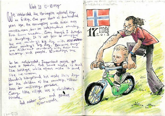 Drawing Diary: Week 20 2013 nr2