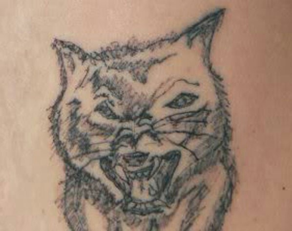 238 best the worst tattoos images on pinterest worst for Are tattoos bad for your blood