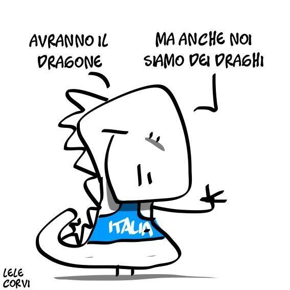 Draghi & dragoni