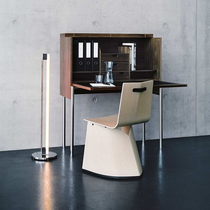 Marvelous ClassiCon Orcus Secretary desk by Konstantin Grcic