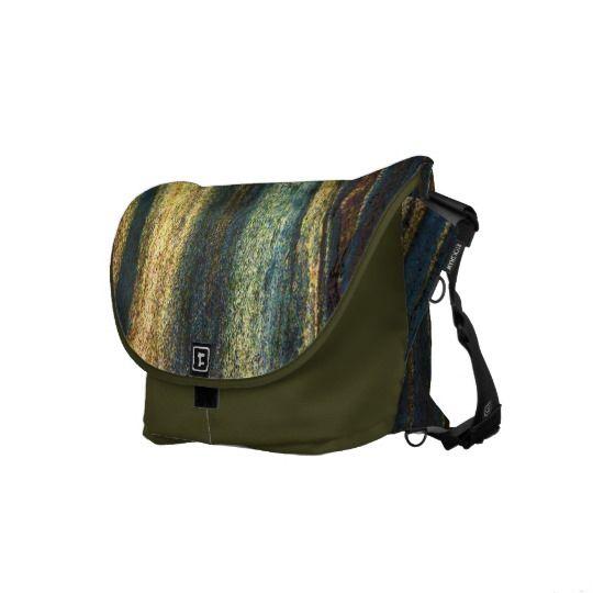 Texture25 Messenger Bag