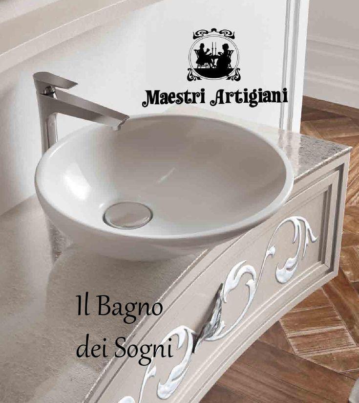 Maestri Artigianni - Il Bagno dei Sogni 2014 - Каталог #MaestriArtigiani   #ваннаякомната   #итальянскаямебель   #мебельдляванной   #ванная   #итальянская_мебель_для_ванной
