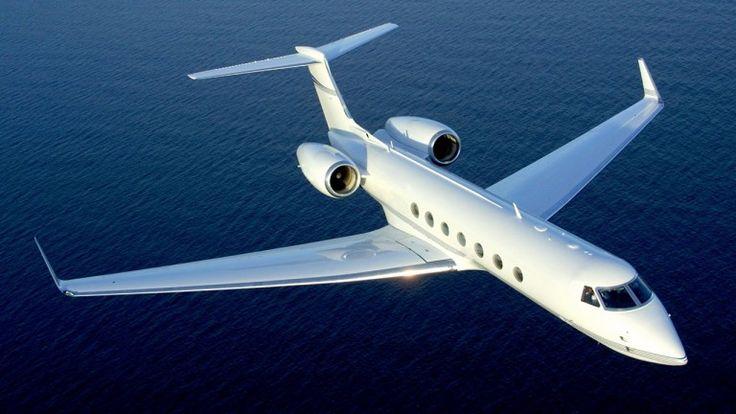 Gulfstream Gulfstream V - Fly Jet Service