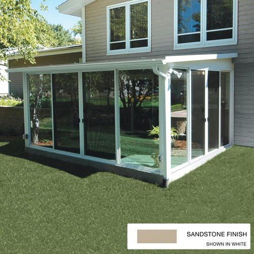 Beautiful Sunroom Kits Home Depot