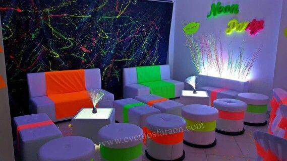 Salas Tipo Lounge