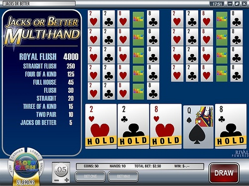 Игровые автоматы draw poker прайс закроют ли в ухте игровые автоматы с 01 января 2009года