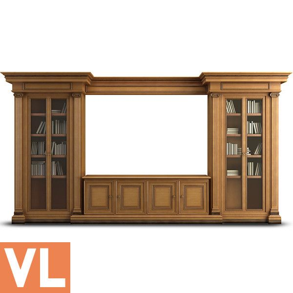 Provasi Cabinet Max   3D Model
