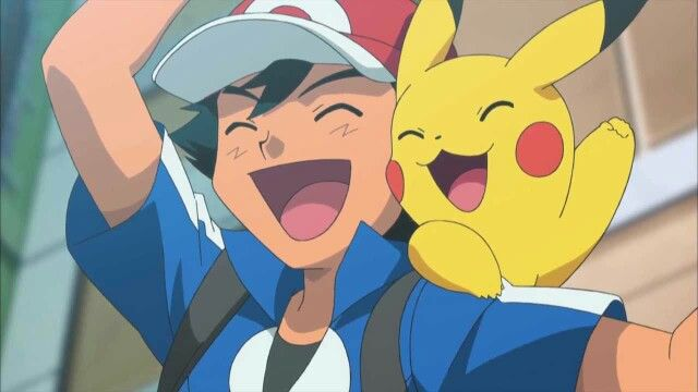 His look is just awesome in xy series..