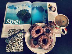 Шоколадные пончики, которые вскружат голову любому - Andy Chef - блог о еде и путешествиях, пошаговые рецепты, интернет-магазин для кондитеров
