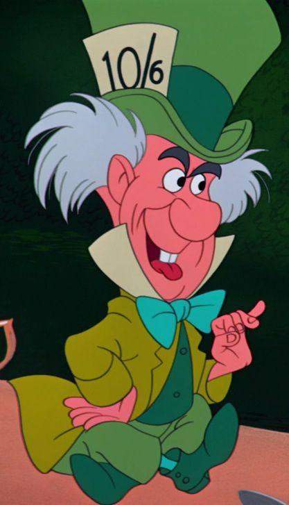 *THE MAD HATTER ~ Alice in Wonderland