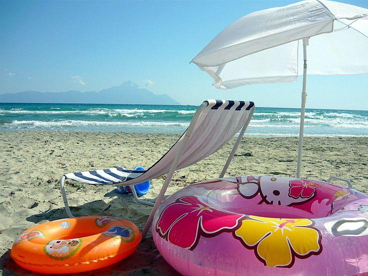 Fotó itt: Sarti beach - Google Fotók