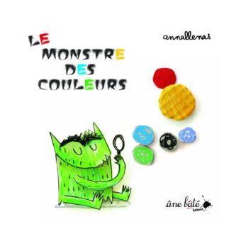 le monstre des couleurs