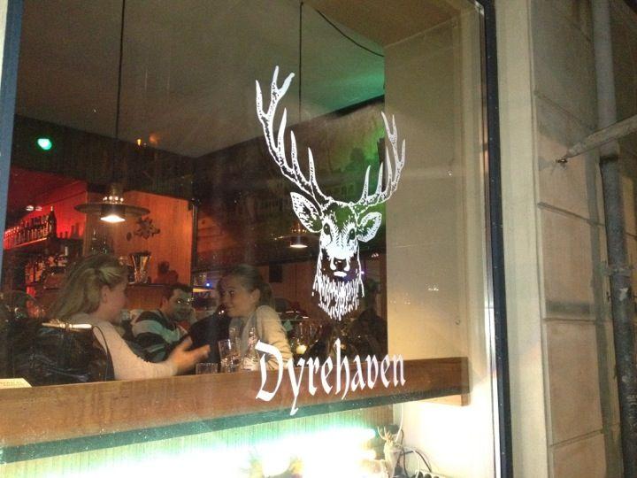 Cafe Dyrehaven i København V, Region Hovedstaden