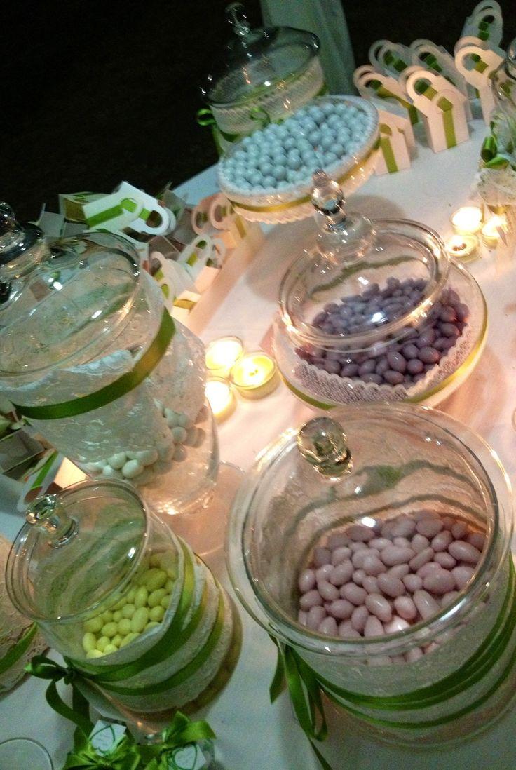 Sweet confetti... Italian wedding passion