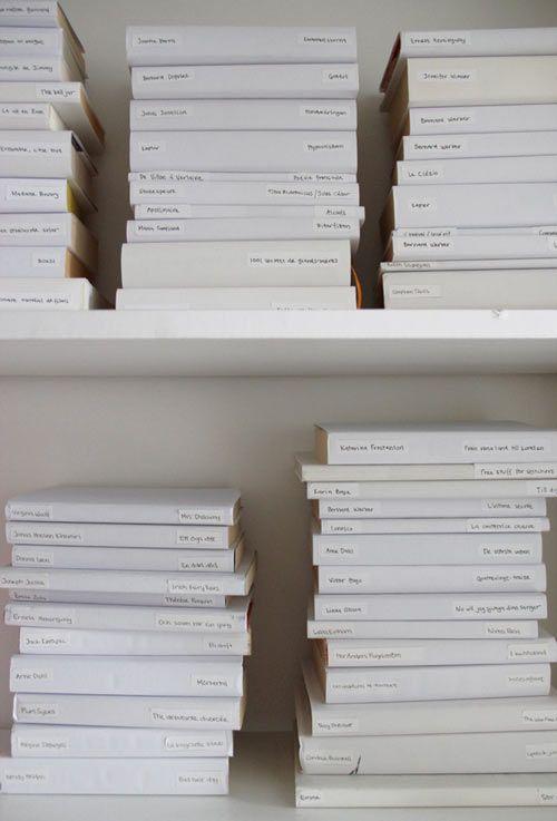 White books.: White Book, Covers Book, Hands Written, Handwritten Labels, 3D Book, White Paper, Book Covers, Covers Covers, Written Title