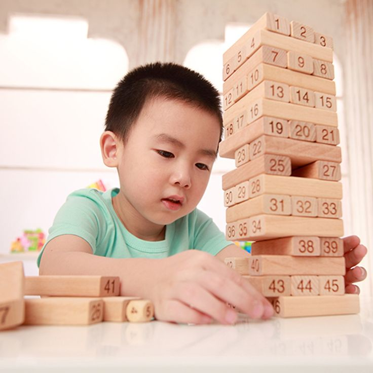 Image result for kids playing jenga